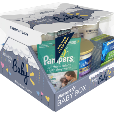 Walmart Baby Favorites Box Available Now + Full Spoilers!