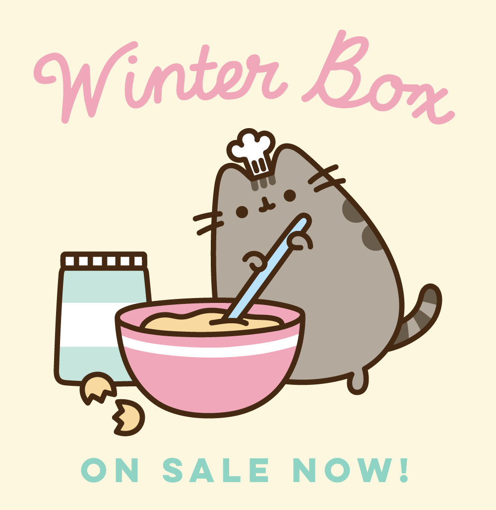 Pusheen Box Winter 2019 Theme Spoilers!