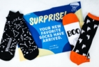 Say It With A Sock October 2019 Kids Sockscription Review + Coupon