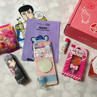 nmnl November 2019 Subscription Box Review + Coupon