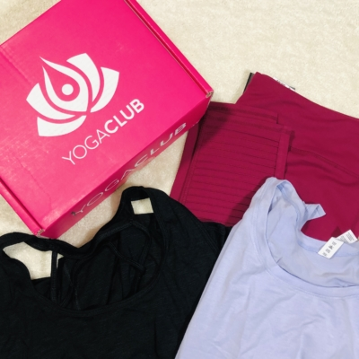 YogaClub Subscription Box Review + Coupon – October 2019 Plus Size
