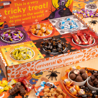 Universal Yums 2019 Halloween Box Available Now + Coupon!