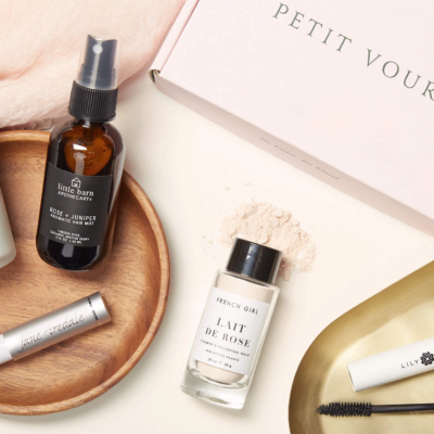 Petit Vour Plus Beauty Box Available Now + Coupon!