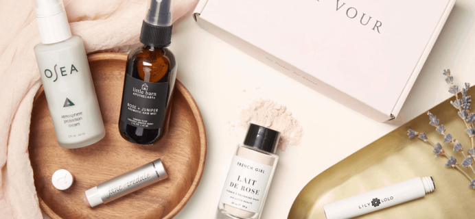 Petit Vour Plus Beauty Box Black Friday Deal: 25% Off Entire Subscription Coupon!
