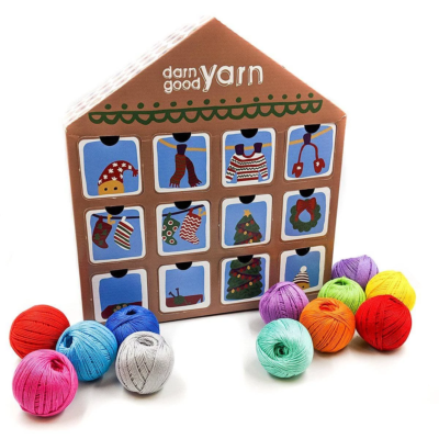 Darn Good Yarn 2019 Yarn Calendar Available Now For Pre-Order + Coupon!