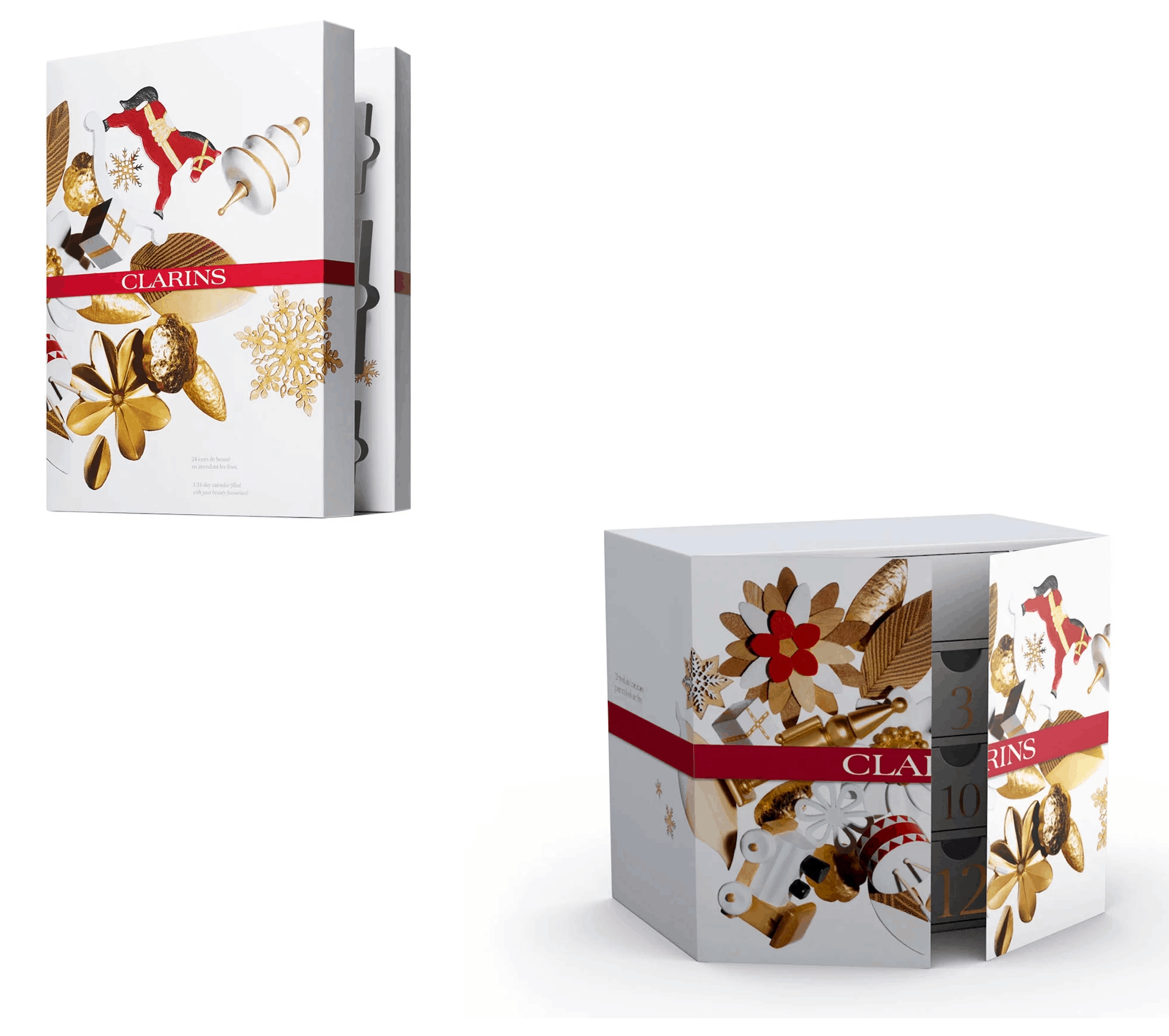 2019 Clarins Advent Calendars Available Now + Full Spoilers!