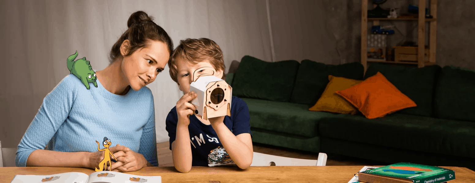 New Subscription Boxes: Mel Science Kids Available Now!