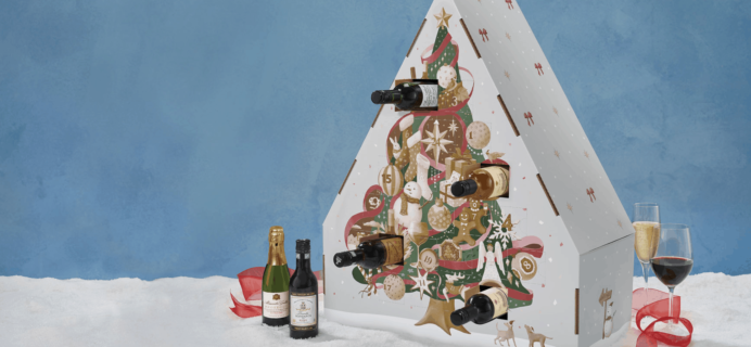 2019 Macy's Wine Advent Calendar Available Now!