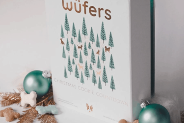 2019 Wufers Dog Cookie Advent Calendar Available Now!
