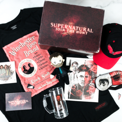 Supernatural Box Fall 2019 Review