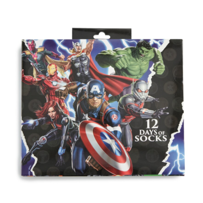 New 2019 Marvel Socks Advent Calendar Available Now!