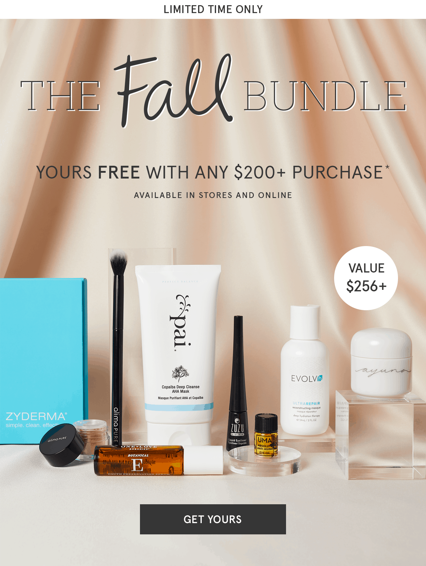 The Detox Market Gift With Purchase Promo: Get The Fall Bundle for FREE With $200+ Purchase!