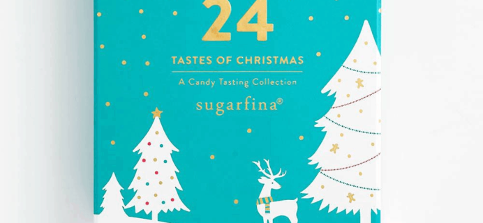 2019 Sugarfina x Paper Source Advent Calendar Available Now!