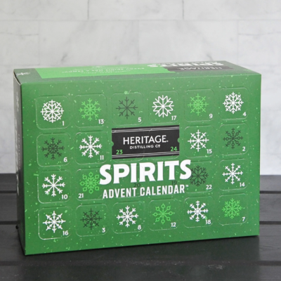 2019 Heritage Distilling Co. Advent Calendar Available Now!