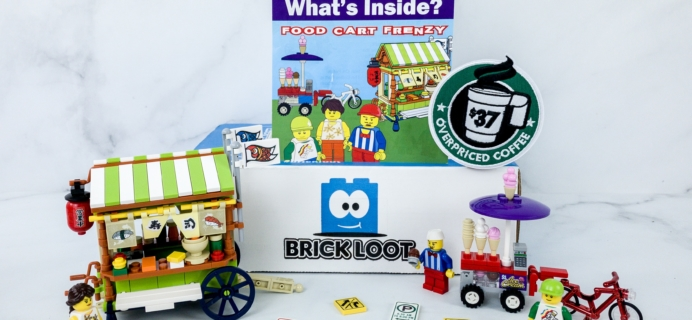 Brick Loot October 2019 Subscription Box Review & Coupon