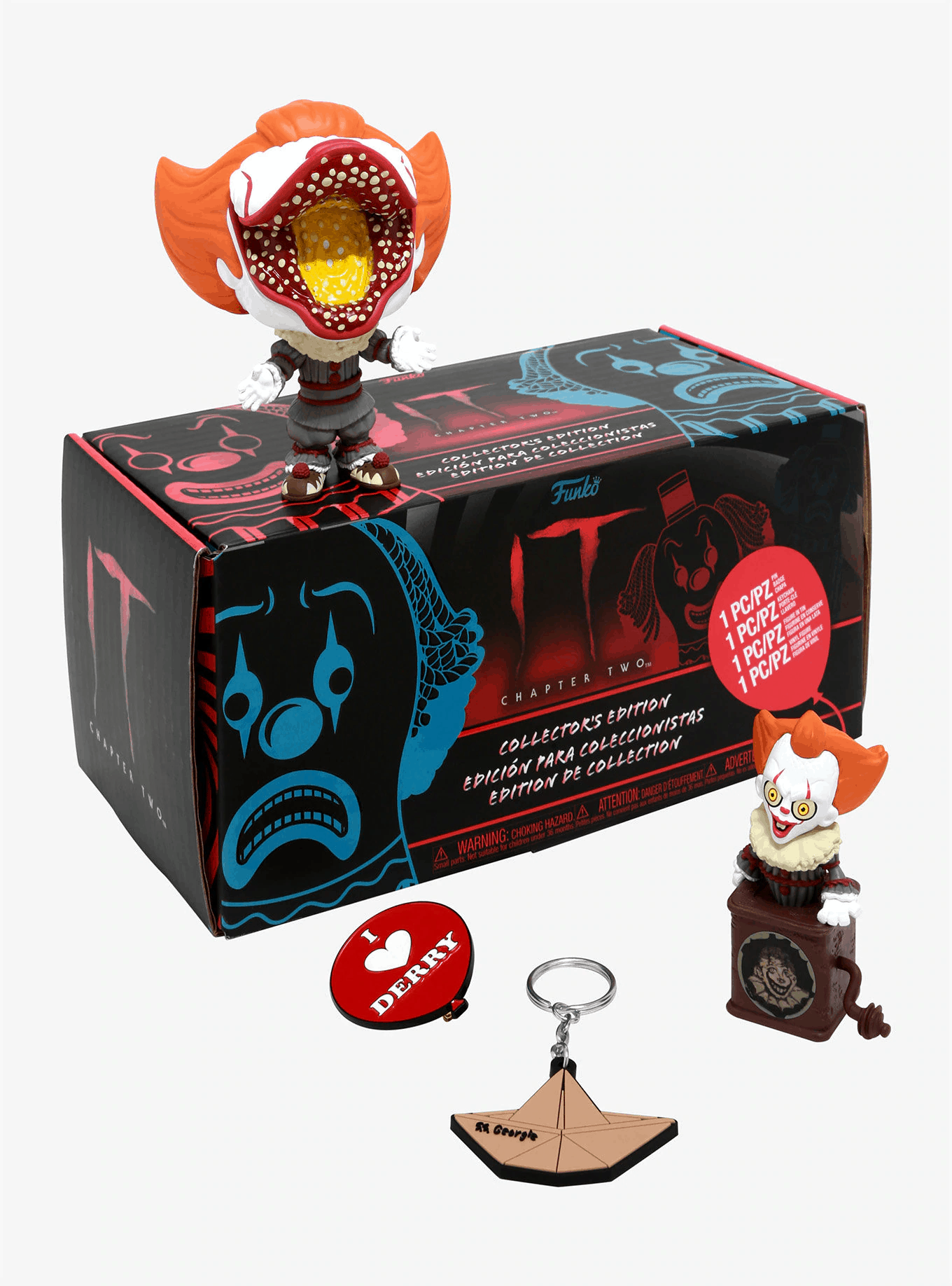 New Hot Topic Funko IT Collectors Box Available Now + Full Spoilers!