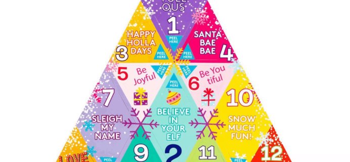 2019 Target Lip Smacker Advent Calendar Available Now!