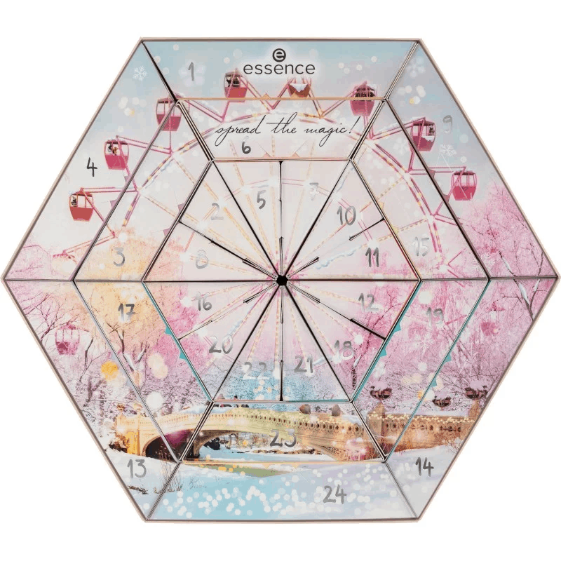 Essence Cosmetics 2019 Beauty Advent Calendar Available Now!