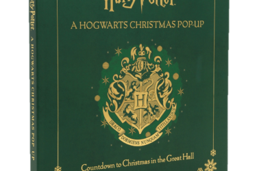 Harry Potter Pop Up Christmas Tree Advent Calendar Available Now!