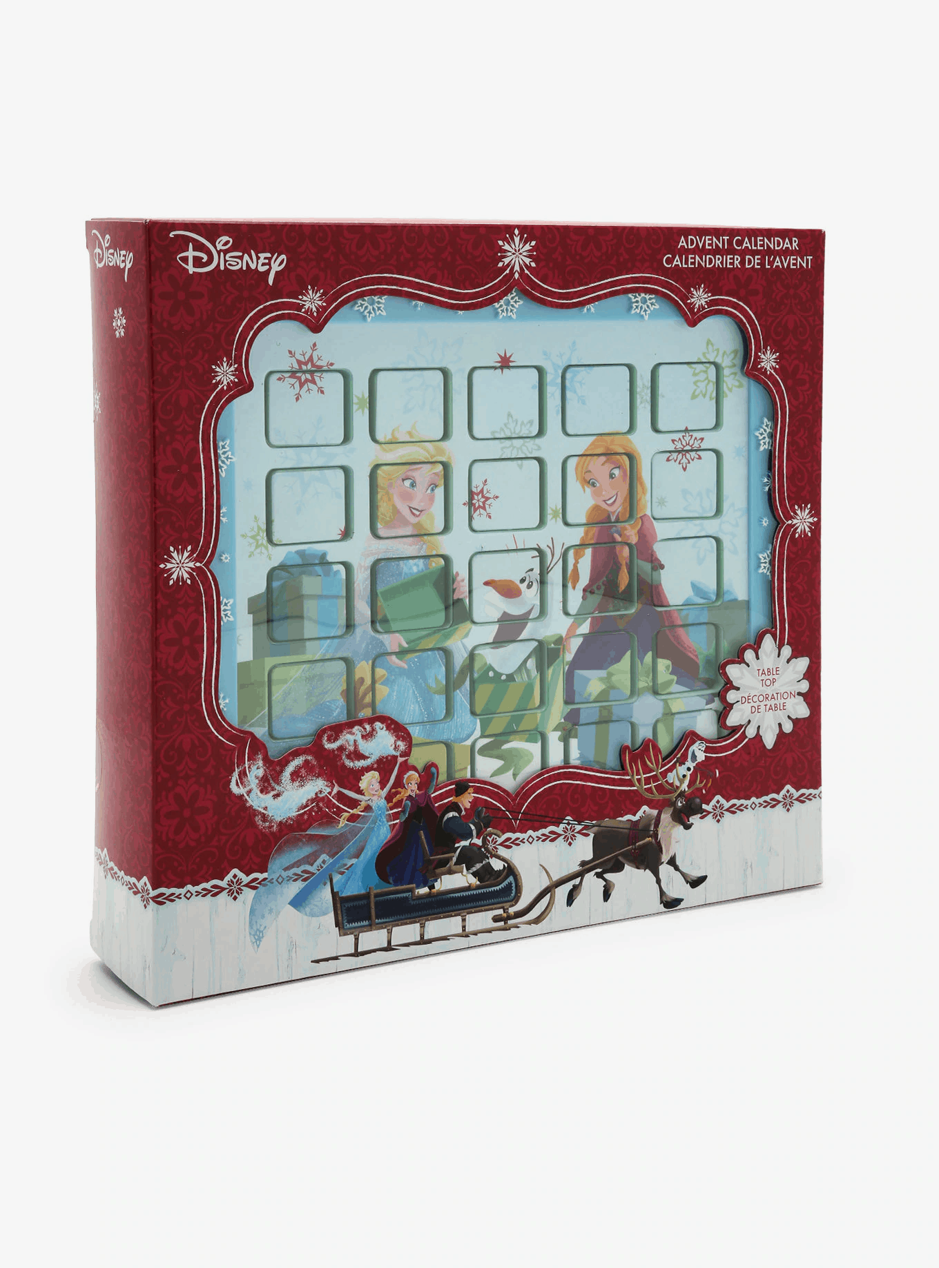 2019 Hot Topic Disney Frozen Advent Calendar Available Now!