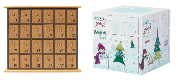 2019 Precious Moments Advent Calendars Available!