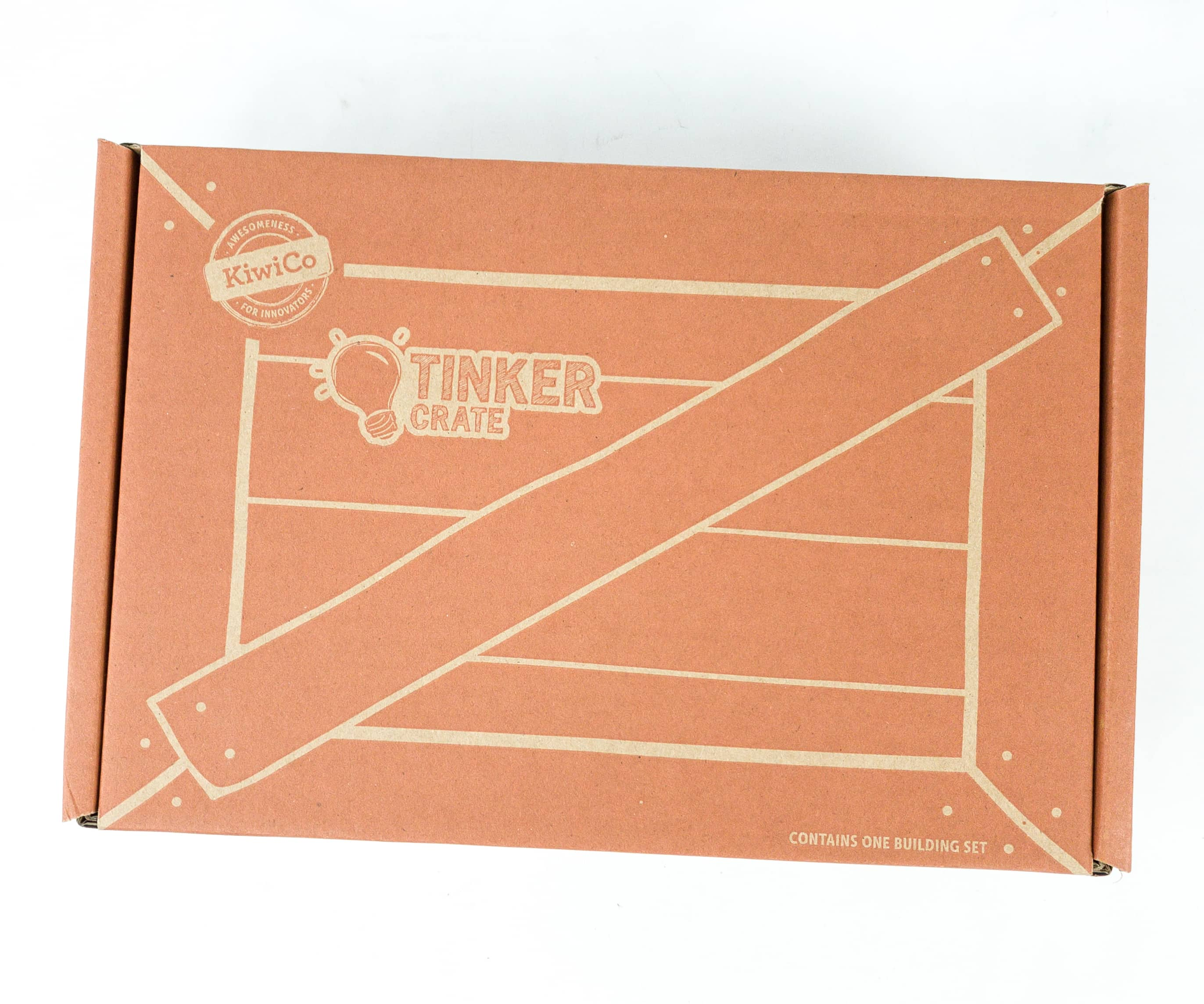 KiwiCo Tinker Crate Review & Coupon – WALKING ROBOT