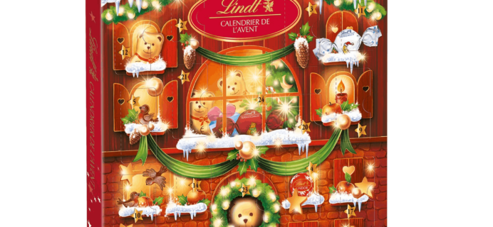 2019 Lindt Chocolate Advent Calendars Available Now!