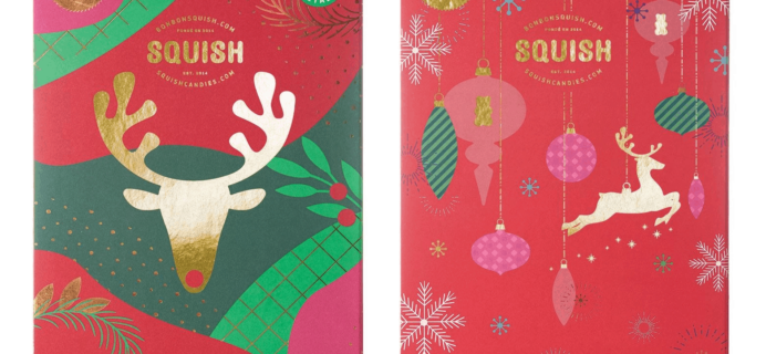 2019 Squish Candy Advent Calendars Available Now!