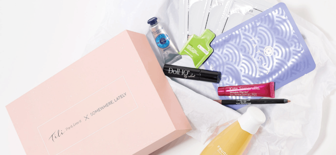 QVC TILI Box November 2019 Full Spoilers + Coupon!