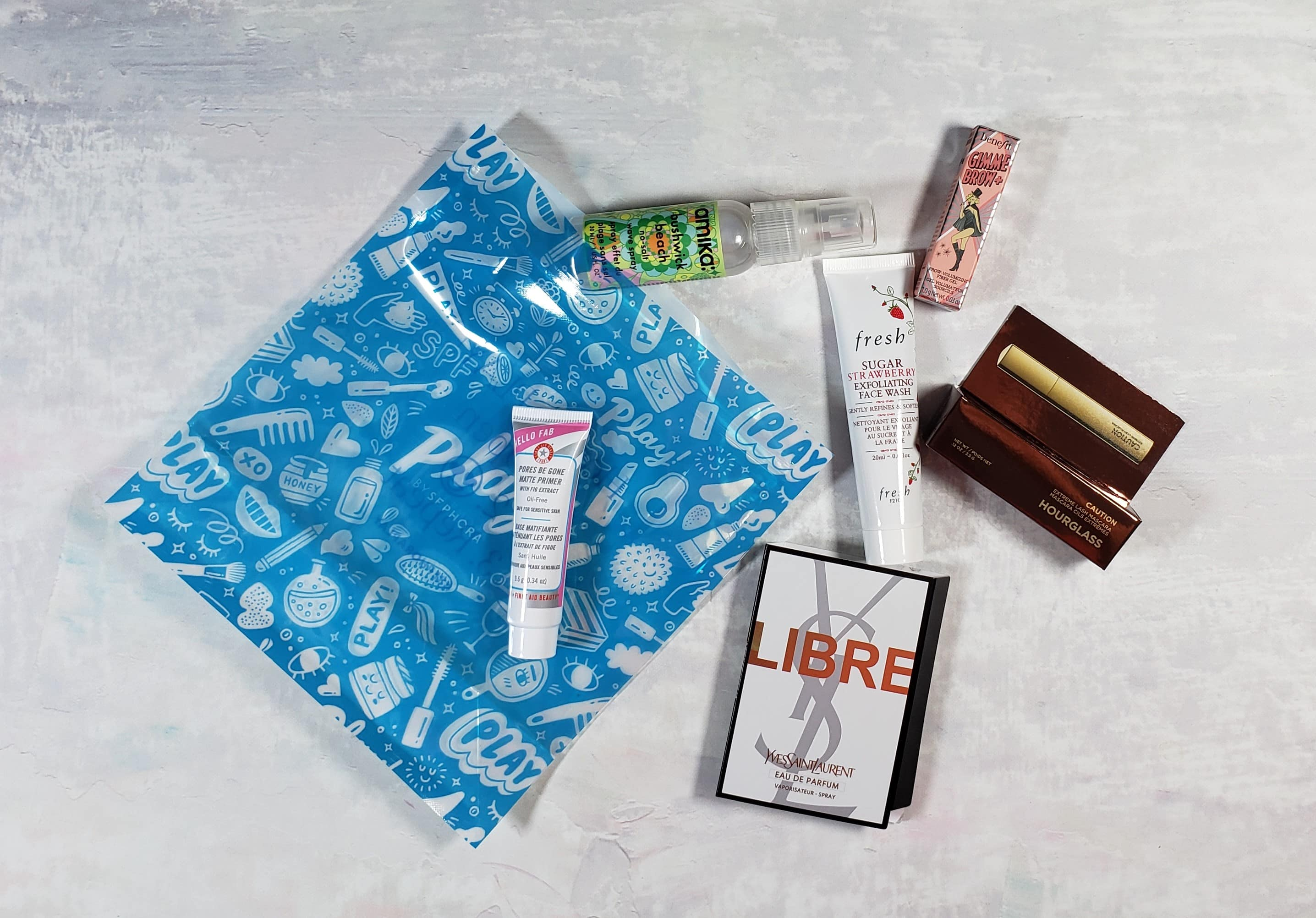 PLAY! by Sephora Subscription Box Review – September 2019