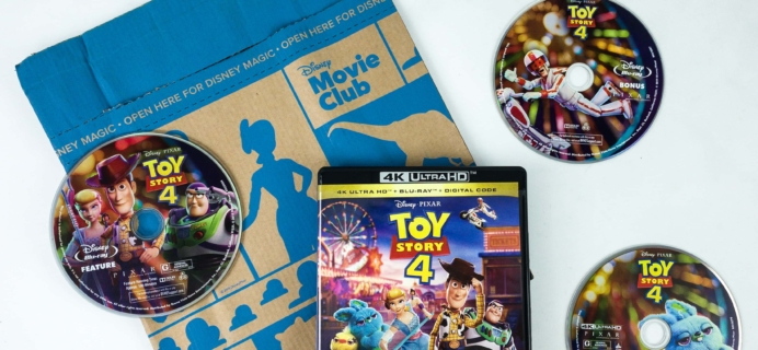 Disney Movie Club September 2019 Review + Coupon!
