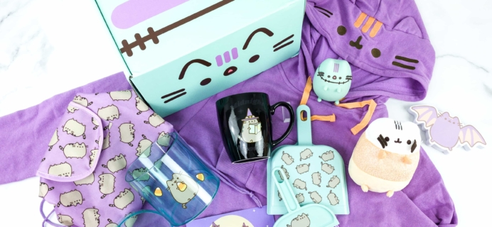 Pusheen Box Fall 2019 Subscription Box Review
