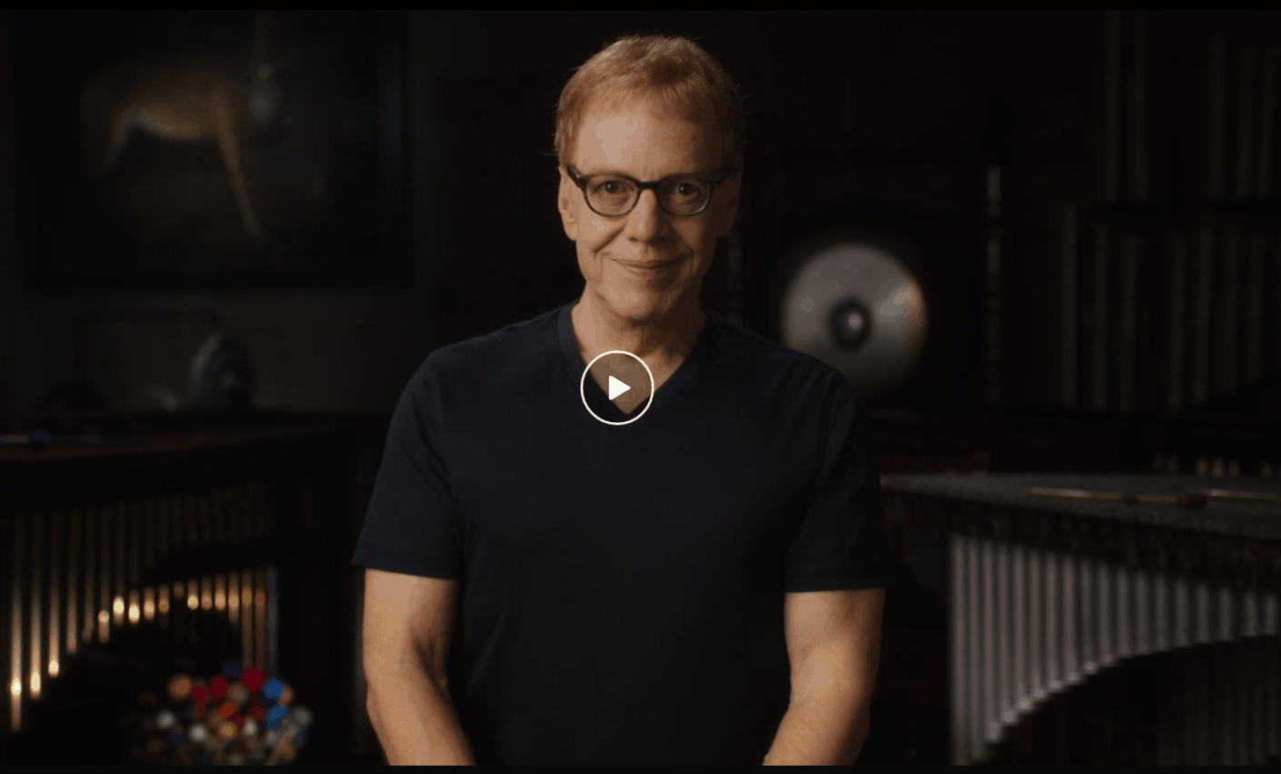 MasterClass Danny Elfman Class Available Now!