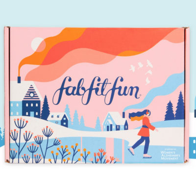 LAST CALL: Save 40% on FabFitFun Winter Editor's Box!