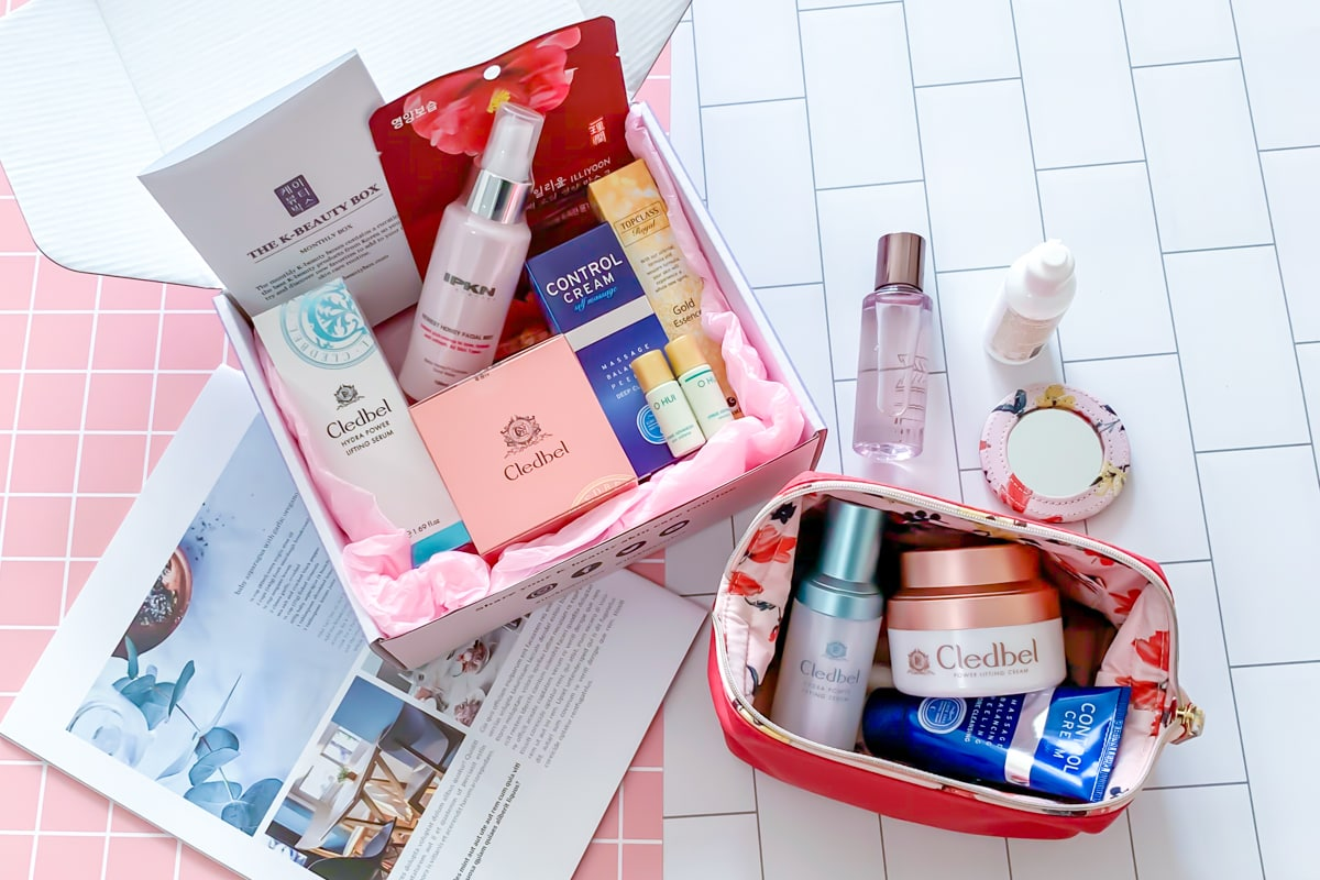 The K-Beauty Box November 2019 Spoilers + Coupon!