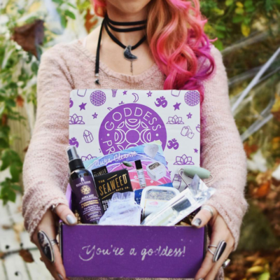 Goddess Provisions Coupon: Get $10 Off The Lucid Dreaming Box!