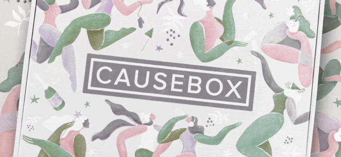 CAUSEBOX Winter 2019 Box FULL Spoilers + Coupon!