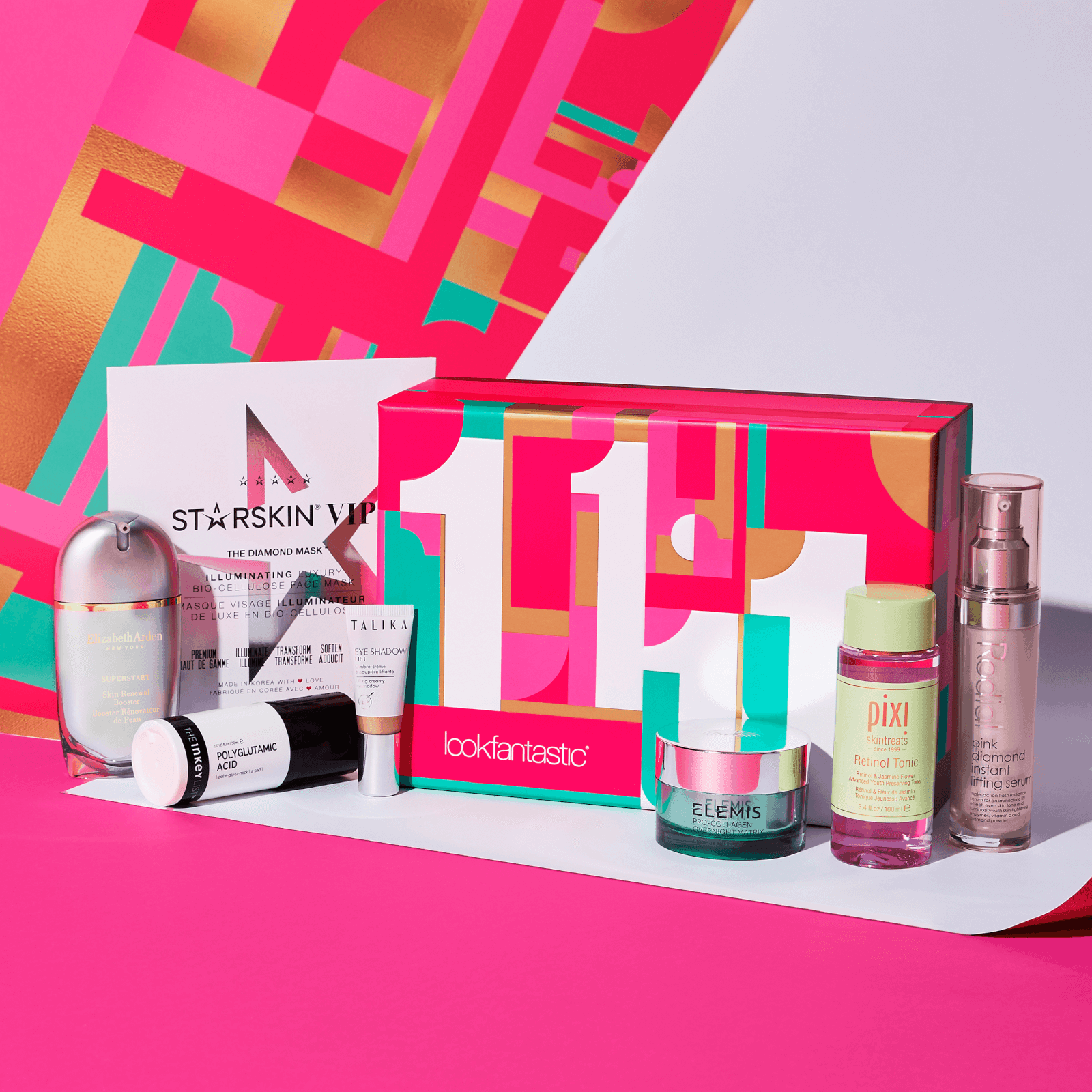 Look Fantastic Singles Day Limited Edition Beauty Box Available Now + Full Spoilers!