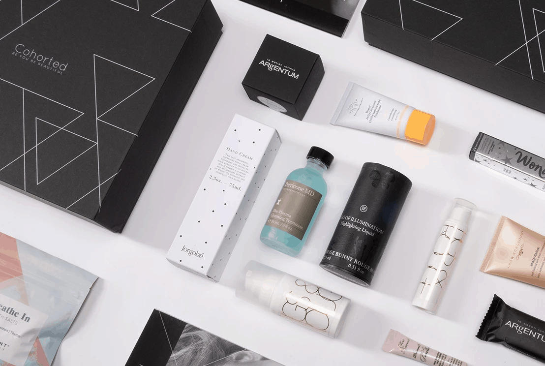 Cohorted Black Edition Beauty Box December 2019 Spoiler + Coupon!