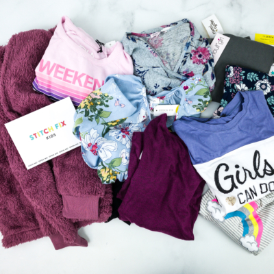 Stitch Fix Kids September 2019 Girls Review