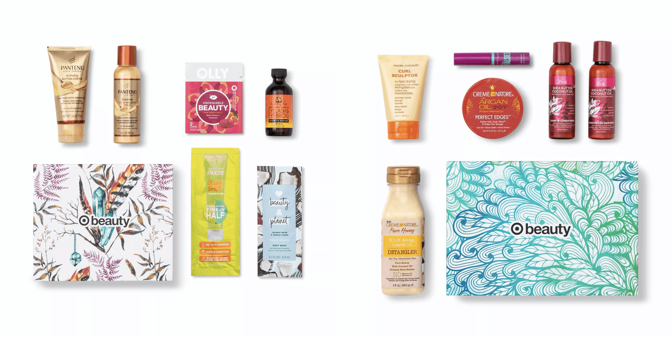 Target Beauty Box Spoilers Hello Subscription