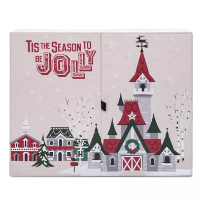 2019 Disney Pin Advent Calendar Available Now + Spoilers!