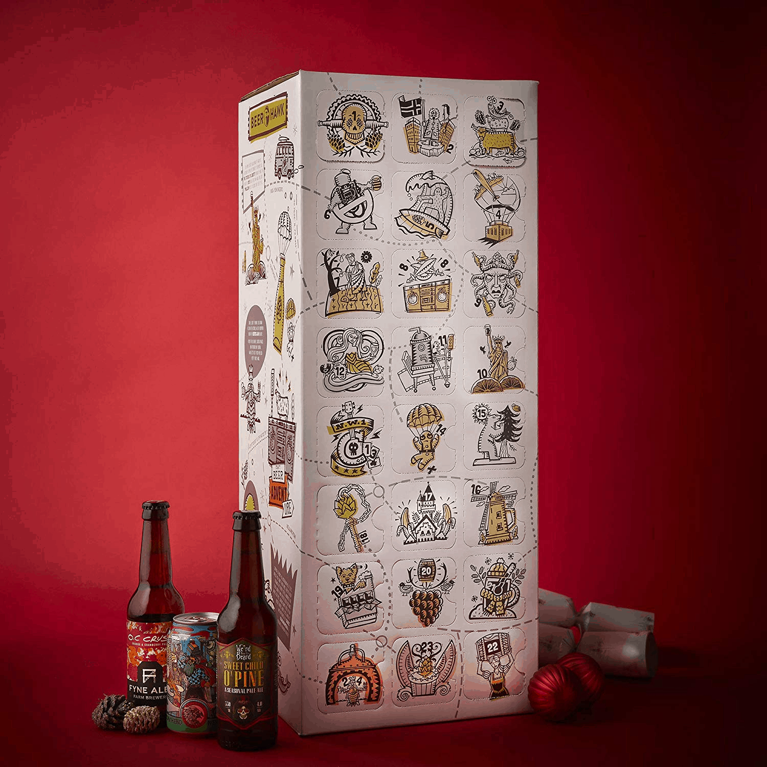 2019 Beer Hawk Advent Calendar Available Now {UK}!
