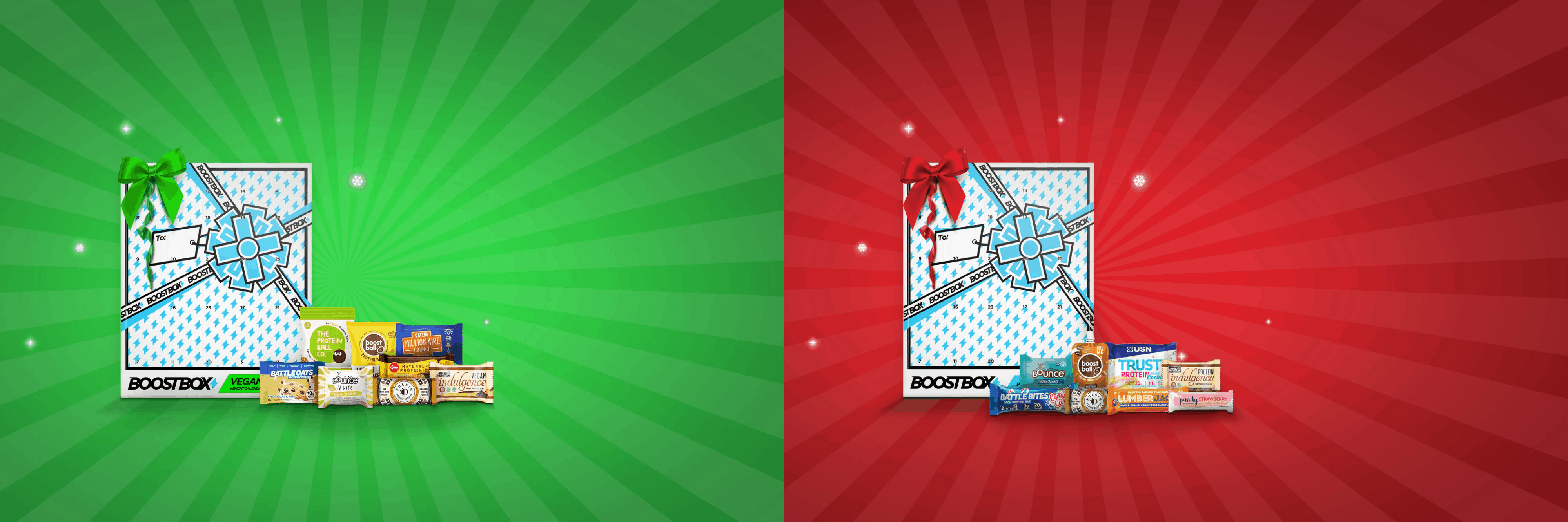 2019 Boostbox Protein Advent Calendars Available Now + Spoilers! {UK}