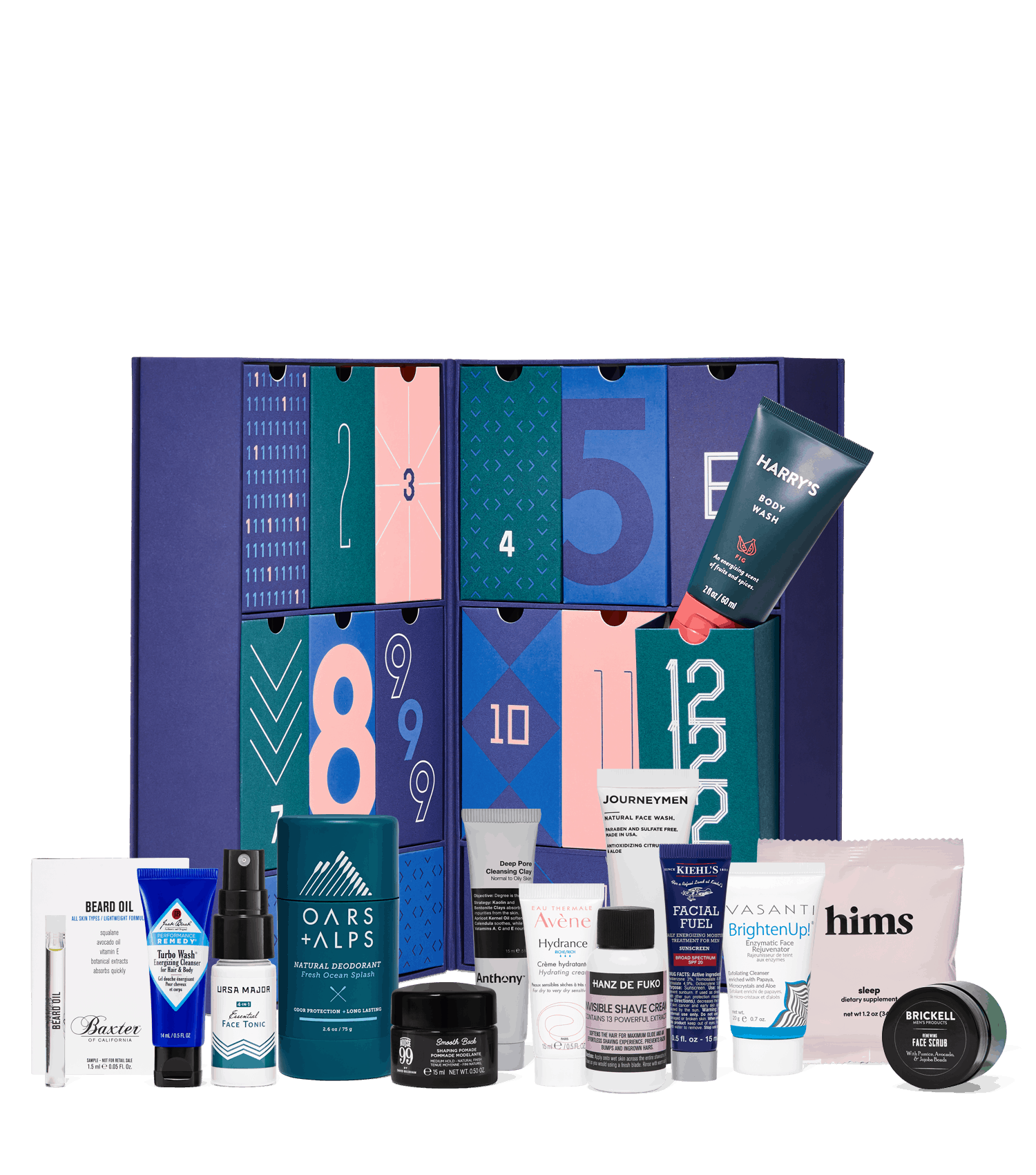 Birchbox Countdown to Grooming 2019 Advent Calendar Available Now + Spoilers!