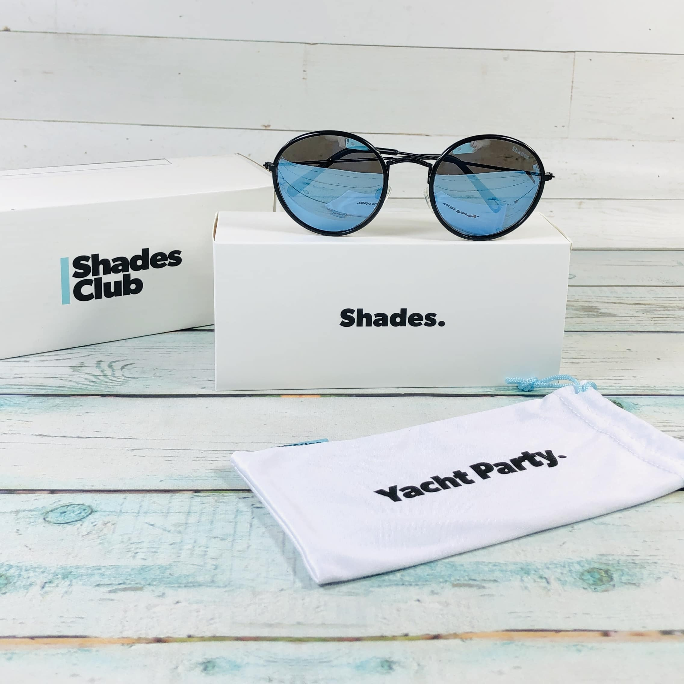 Shades Club October 2019 Subscription Box Review + Coupon