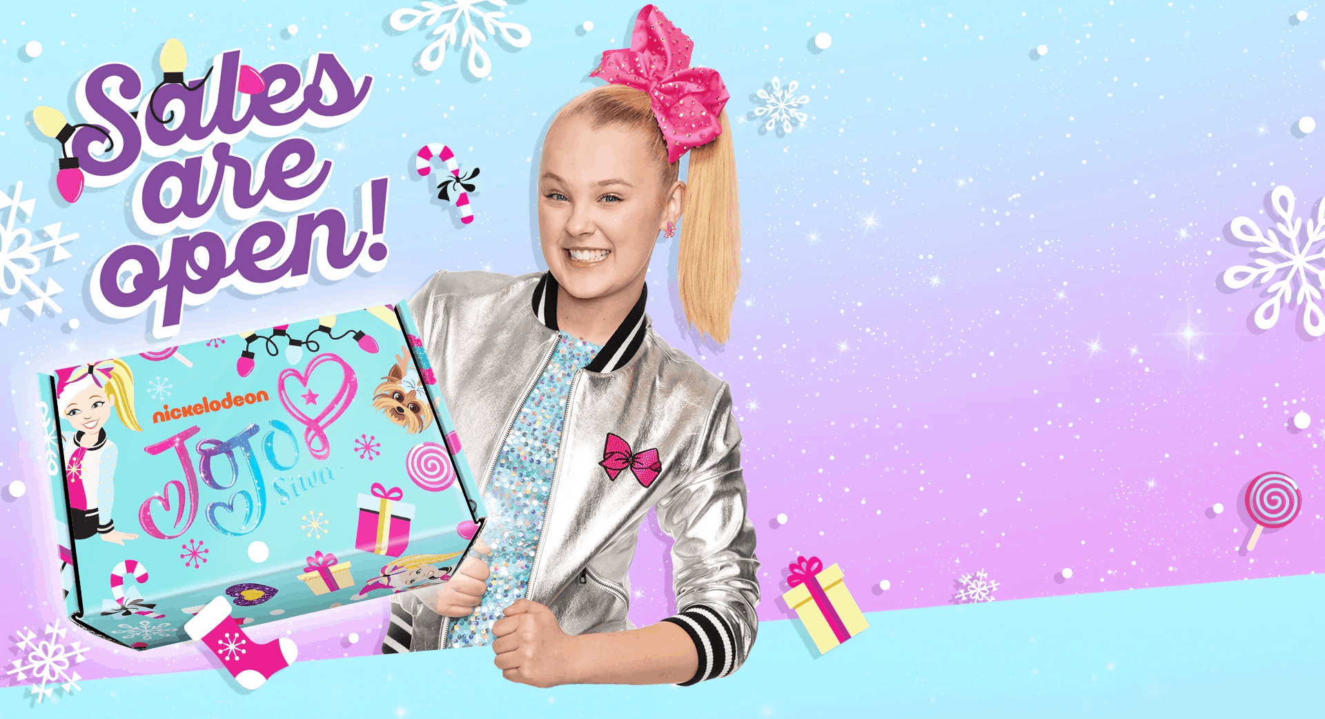 The Jojo Siwa Winter 2019 Box Available to Order Now + Theme Spoiler!