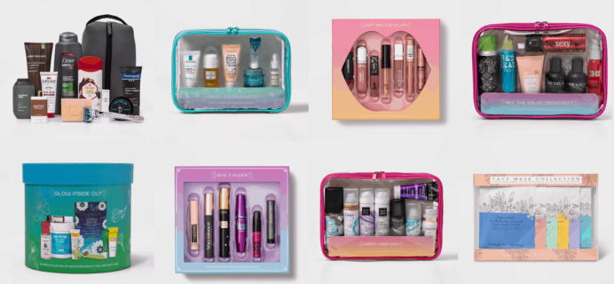 Target Holiday Beauty Kits Available Now!