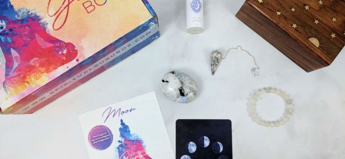 Spiritual Guru October 2019 Subscription Box Review
