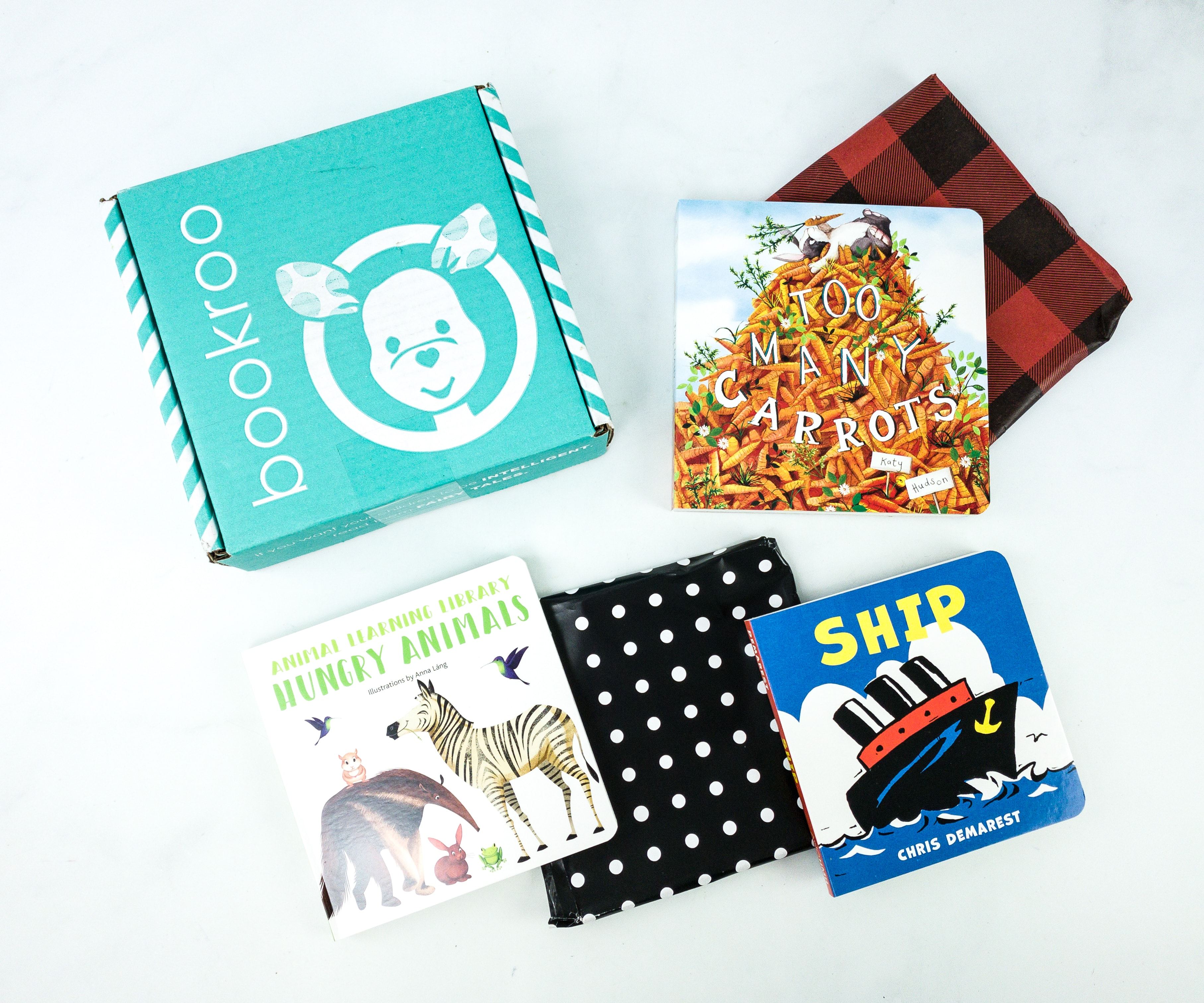 Bookroo October 2019 Subscription Box Review + Coupon – BOARD BOOKS